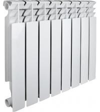Радиатор алюминиевый VALFEX Optima Alu 350/8