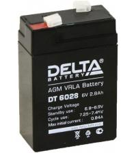 Аккумуляторная батарея DELTA DT 6028