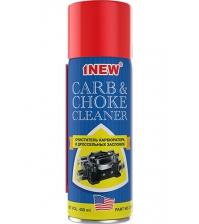 Очиститель карбюратора и дроссельных заслонок 1NEW CC-450 (спрей 450 мл)