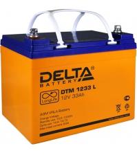 Аккумуляторная батарея DELTA DTM 1233 L