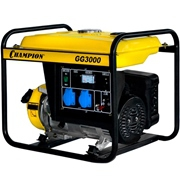 Бензиновый электрогенератор CHAMPION GG3000