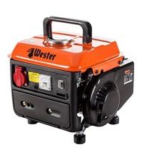 Бензиновый электрогенератор WESTER GNB800