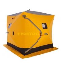 Палатка для зимней рыбалки FISHTOOL FishHouse 2T