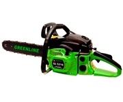 Бензопила цепная GREENLINE GL5216