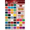 Фирменные цветовые коды красок АБОРДАЖ