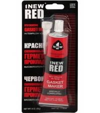 Герметик прокладок силиконовый 1NEW RED (красный, тюбик 85 г)