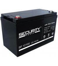 Аккумуляторная батарея SECURITY FORCE SF 12100