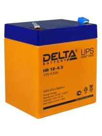Аккумуляторная батарея DELTA HR 12-4.5