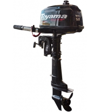 Подвесной лодочный мотор TOYAMA TM5TS