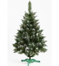 Ель искусственная «РОЖДЕСТВЕНСКАЯ» (зелёная с инеем, 150 см)