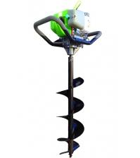 Буровой комплект PIRAN GD520 + 3 почвенных шнека 100/150/200 мм + удлинитель 1000 мм