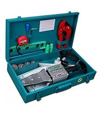 Аппарат для сварки полипропиленовых труб CANDAN CM-06 SET