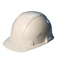 Каска строительная (белая)