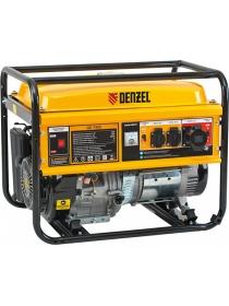 Бензиновый электрогенератор DENZEL GE7900