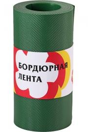Бордюрная лента ПРОТЭКТ БЛ-15/6 (15 × 600 см, хаки)