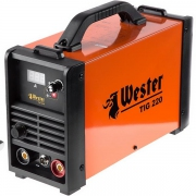 Инвертор сварочный WESTER TIG220