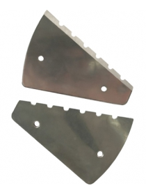 Ножи для льда DDE IceDK-150 (комплект 2 шт.)