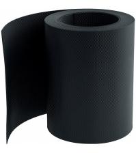 Бордюрная лента PALISAD 15 × 900 см (чёрная)