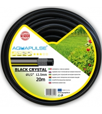 Шланг AQUAPULSE «BLACK CRISTAL» (бухта 50 м, диаметр 1/2'')