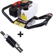 Мотобур PROBUR 250 + адаптер Flex-Coil (без шнека)