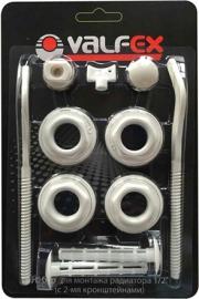 Комплект для монтажа радиаторов VALFEX 1/2'' (2 кронштейна)
