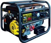 Бензиновый электрогенератор HUTER DY6500LXA