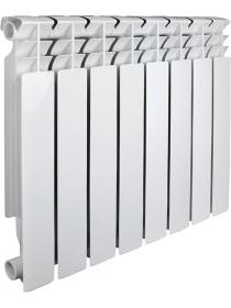Радиатор алюминиевый VALFEX Optima Alu 350/10