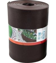 Бордюрная лента ПРОТЭКТ БЛ-30/30 (30 × 3000 см, коричневая)