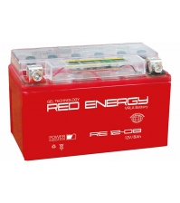 Аккумуляторная батарея RED ENERGY RE 12-08