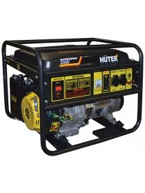Бензиновый электрогенератор HUTER DY6500L
