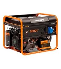 Газобензиновый электрогенератор DAEWOO GDA7500DFE