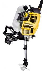 Подвесной лодочный мотор HUTER GBM-35