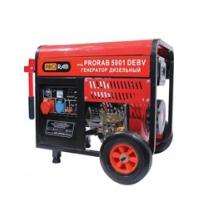 Дизельный электрогенератор PRORAB 5001 DEBV