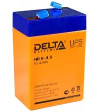 Аккумуляторная батарея DELTA HR 6-4.5