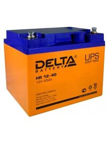 Аккумуляторная батарея DELTA HR 12-40
