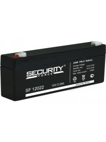 Аккумуляторная батарея SECURITY FORCE SF 12022
