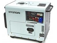 Дизельный электрогенератор HYUNDAI DHY 8500SE-T