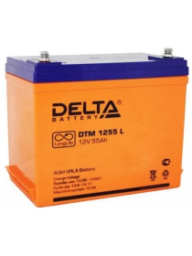Аккумуляторная батарея DELTA DTM 1255 L