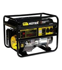 Бензиновый электрогенератор HUTER DY8000L