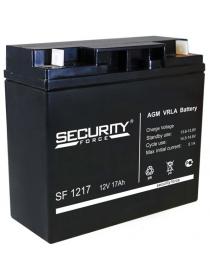 Аккумуляторная батарея SECURITY FORCE SF 1217