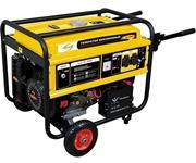 Бензиновый электрогенератор DENZEL GE4500E