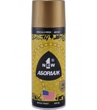 Краска-спрей 1NEW «ABORDAGE AB-188» 400 мл (золото 18К, металлик)