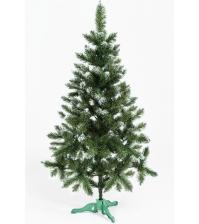 Ель искусственная «ЛИДИЯ» (зелёная с инеем, 150 см)