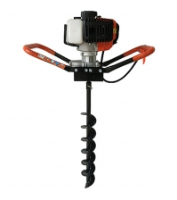 Мотобур для зимней рыбалки FORWARD FEA-52/2600 + шнек для льда 200х1000 мм