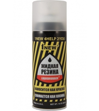 Жидкая резина 1NEW «LIQUIDRUBBER LR-504» (прозрачная, спрей 283 г)