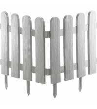 Декоративное ограждение «Классика» (0,29 × 2,24 м, белый)