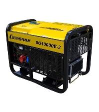 Дизельный электрогенератор CHAMPION DG 10E-3