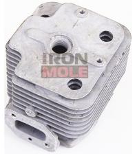 Цилиндр двигателя для мотобура IRON MOLE E73