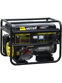Бензиновый электрогенератор HUTER DY9500LX-3