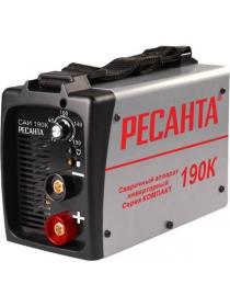 Инвертор сварочный РЕСАНТА САИ-190К